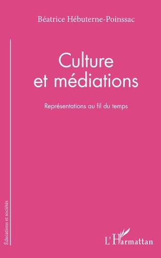 Couverture Culture et médiations