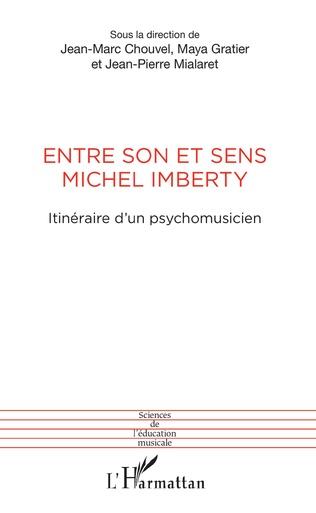 Couverture Entre son et sens Michel Imberty