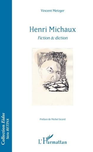 Couverture Henri Michaux