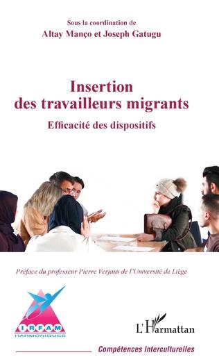 Couverture Insertion des travailleurs migrants