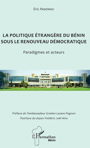 Couverture La politique étrangère du Bénin sous le renouveau démocratique