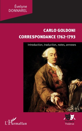 Couverture Carlo Goldoni