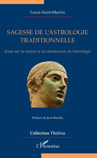 Couverture Sagesse de l'astrologie traditionnelle