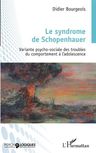 Couverture Le syndrome de Schopenhauer