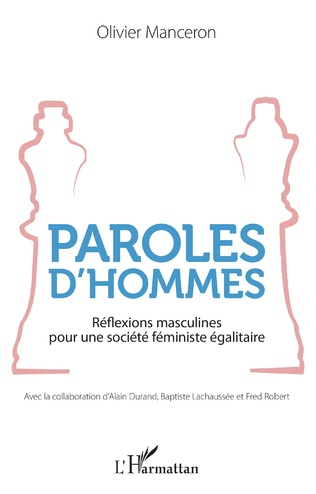 Couverture Paroles d'hommes