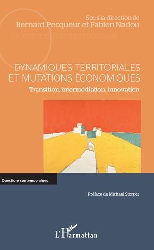 Couverture Dynamiques territoriales et mutations économiques