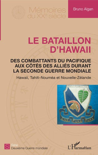 Couverture Le bataillon d'Hawaii