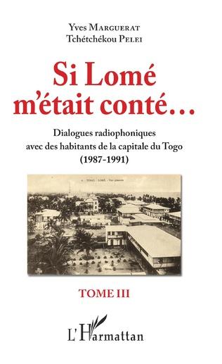 Couverture Si Lomé m'était conté