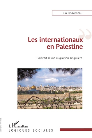 Couverture Les internationaux en Palestine