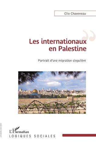Couverture Les internationaux en Palestine