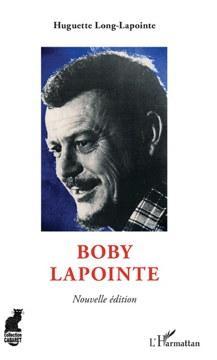 Couverture Boby Lapointe