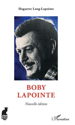 Couverture Boby Lapointe