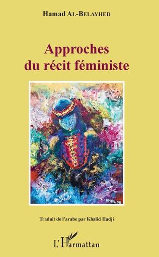 Couverture Approches du récit féministe