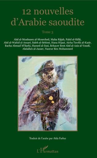 Couverture 12 nouvelles d'Arabie saoudite