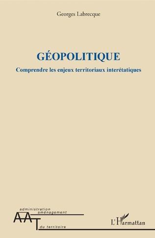 Couverture Géopolitique
