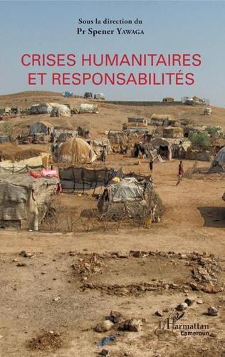 Couverture Crises humanitaires et responsabilités