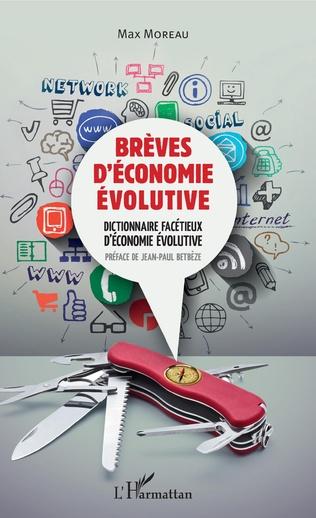 Couverture Brèves d'économie évolutive