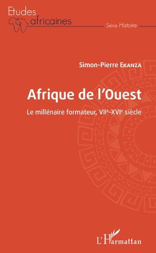 Couverture Afrique de l'ouest
