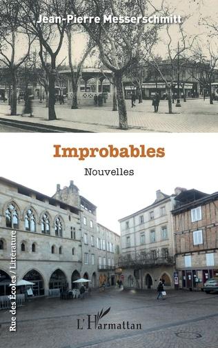 Couverture Improbables