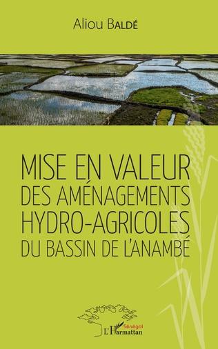 Couverture Mise en valeur des aménagements hydro-agricoles du bassin de l'Anambé