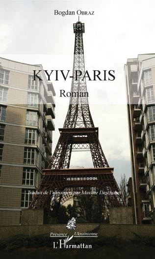 Couverture Kyiv-Paris