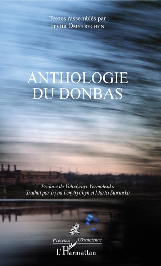 Couverture Anthologie du Donbas