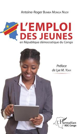 Couverture L'emploi des jeunes en République démocratique du Congo