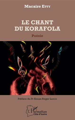Couverture Le chant du Korafola