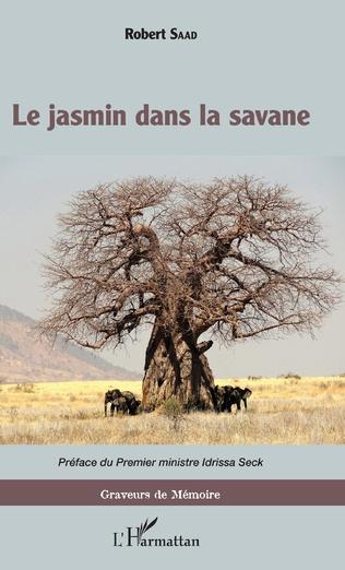 Couverture Le jasmin dans la savane