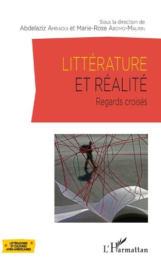 Couverture Littérature et réalité