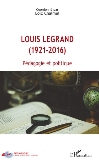 Couverture Louis Legrand (1921-2016)