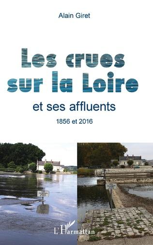 Couverture Les crues sur la Loire