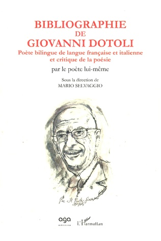 Couverture Bibliographie de Giovanni Dotoli, poète bilingue de langue française et italienne et critique de la poésie