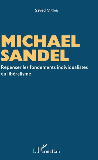 Couverture Michael Sandel