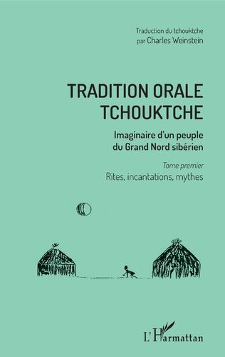 Couverture Tradition orale tchouktche