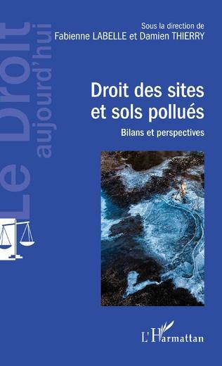 Couverture Droit des sites et sols pollués