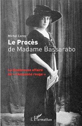 Couverture Le Procès de Madame Bassarabo