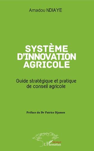 Couverture Système d'innovation agricole