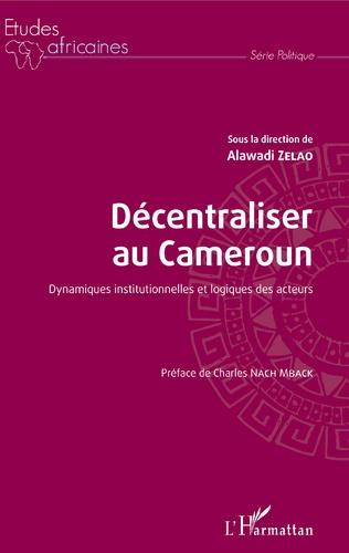 Couverture Décentraliser au Cameroun
