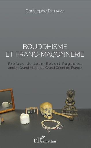 Couverture Bouddhisme et franc-maçonnerie