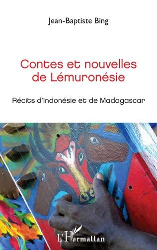 Couverture Contes et nouvelles de Lémuronésie
