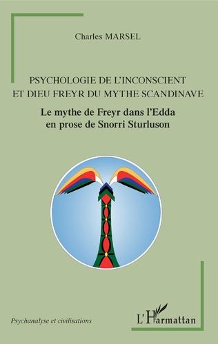 Couverture Psychologie de l'inconscient et dieu Freyr du mythe scandinave