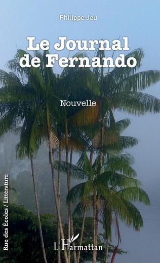 Couverture Le Journal de Fernando