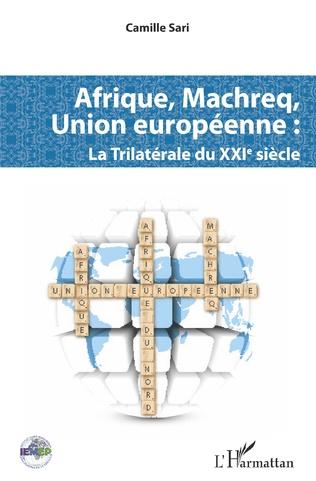 Couverture Afrique, Machreq, Union européenne
