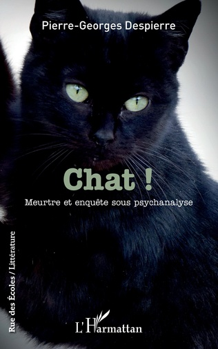 Couverture Chat !