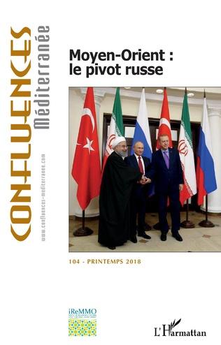 Couverture Moyen-Orient : le pivot russe