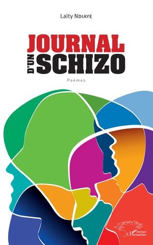 Couverture Journal d'un Schizo