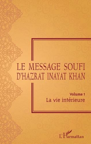 Couverture Le Message Soufi