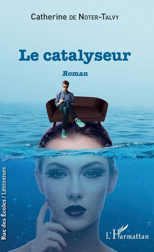 Couverture Le catalyseur