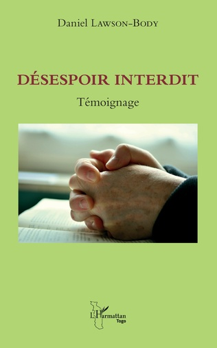Couverture Désespoir interdit